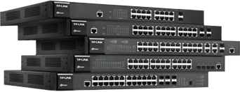 Quadrant Networking - TP Link Managed Switches