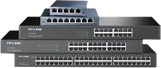 Quadrant Networking - TP Link Unmanaged Switches