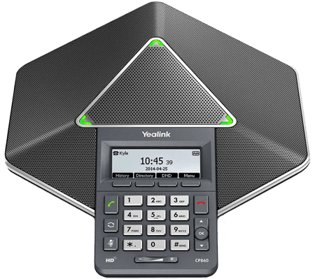 Quadrant - Audio Conferencing - Yealink CP860